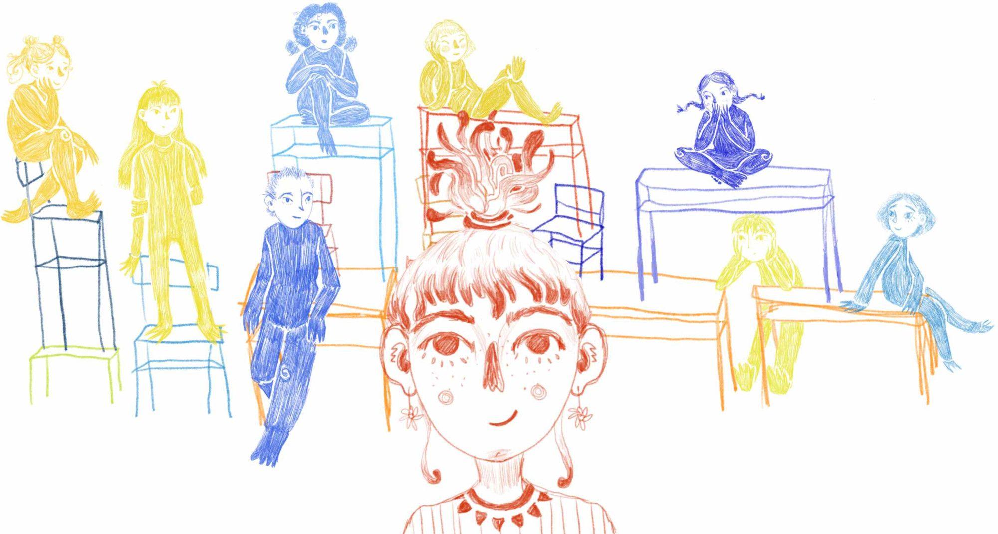 Ilustrácia predstavenia